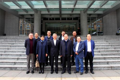 四川发展新筑股份与中铁工程设计咨询集团 有限公司签署《战略合作图片