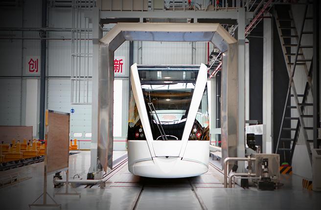 打造城铁车辆新造