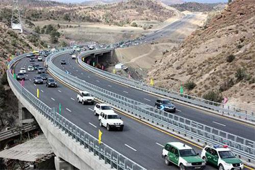 阿尔及利亚东西高速公路