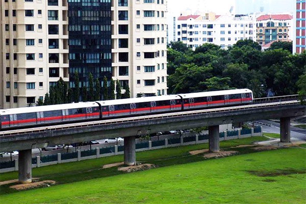 新加坡地铁